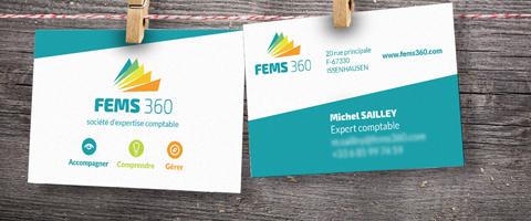 FEMS 360° : supports imprimés