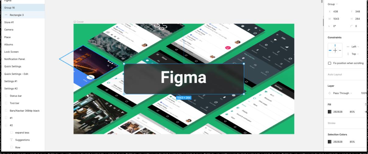Formation à l'outil Figma