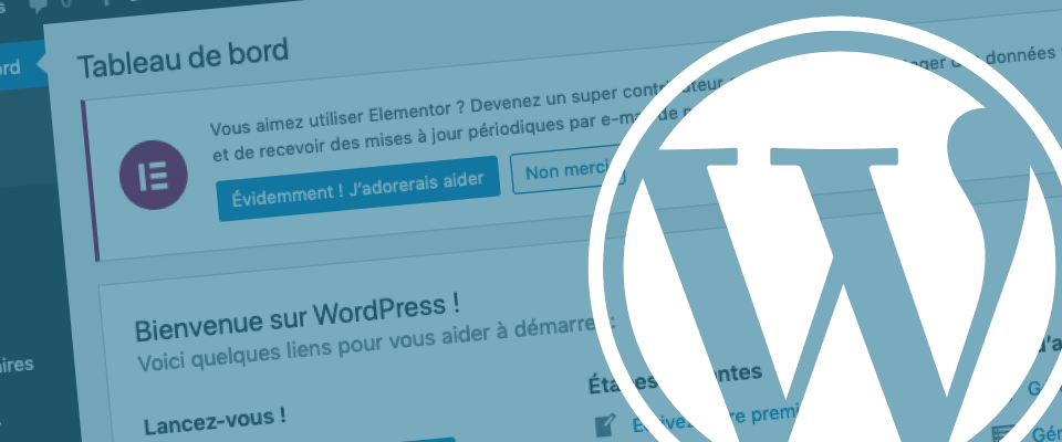 WordPress : le mode d'emploi