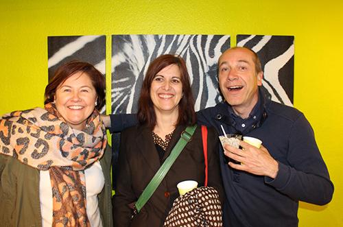 Carole, Iza & Jacques