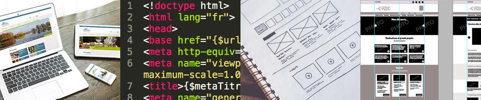 Création de site internet Drupal