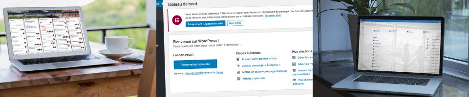 outils création web print et gestion de projet