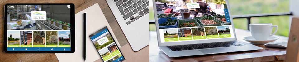 Site internet de la Communauté de Communes d'Alsace Bossue